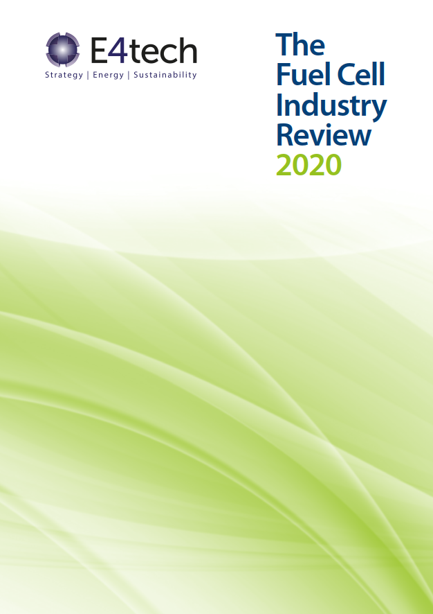 The Fuel Cell Industry Review 2020